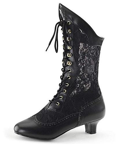 Steampunk Schuhe Stiefel